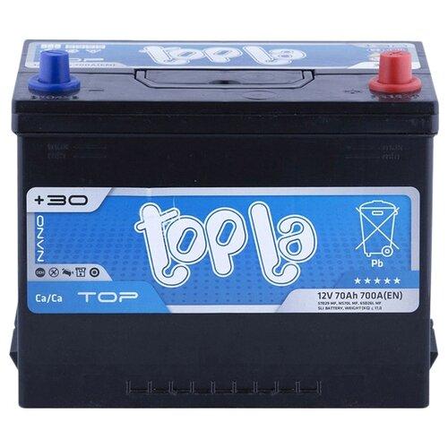 Аккумулятор Topla Top JIS 118870 topla аккумулятор легковой topla top jis 45 ач о п b19l