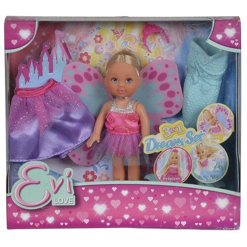 Кукла Еви русалочка