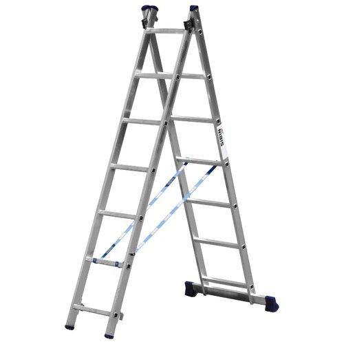 Лестница трансформер 2-секционная SIBIN 38823-07