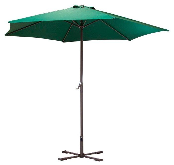 Зонт ECOS GU-03 купол 270 см, высота 240 см