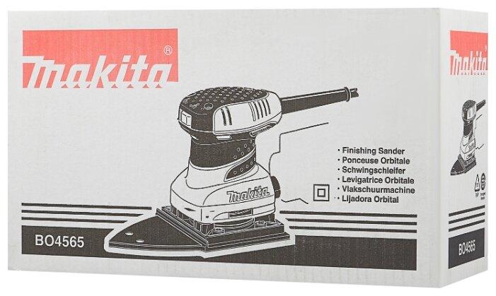 Плоскошлифовальная машина Makita BO4565