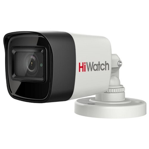 Камера видеонаблюдения HiWatch DS-T500A (2,8 мм) белый/черный