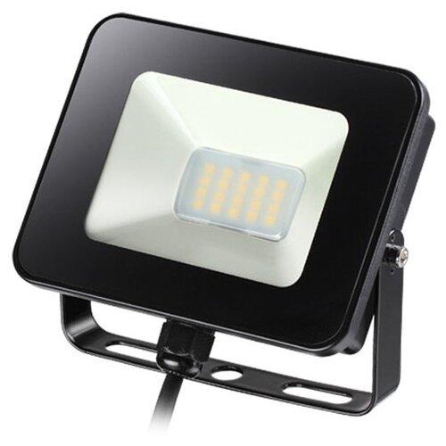 Прожектор светодиодный с датчиком движения 10 Вт Novotech Armin 357531
