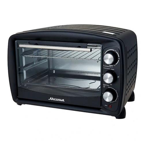 Мини-печь Аксинья КС-5700 черный