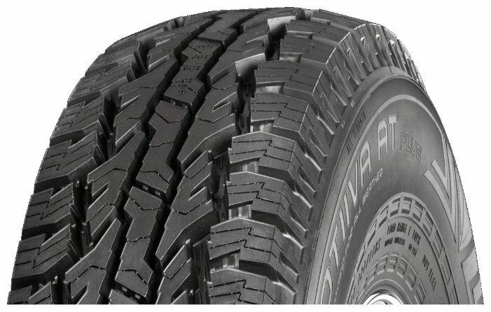 Автомобильная шина Nokian Tyres Rotiiva A/T Plus летняя