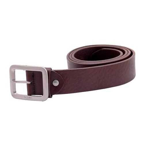 Ремень Dr.Koffer R030V120-107, коричневый, 120 см