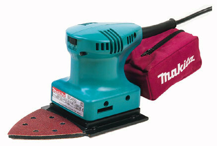 Плоскошлифовальная машина Makita BO4561