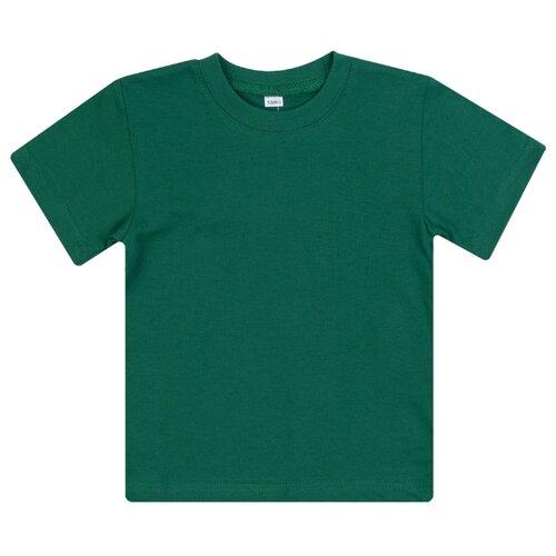 Купить Футболка Утенок, размер 86, зеленый, Футболки и рубашки