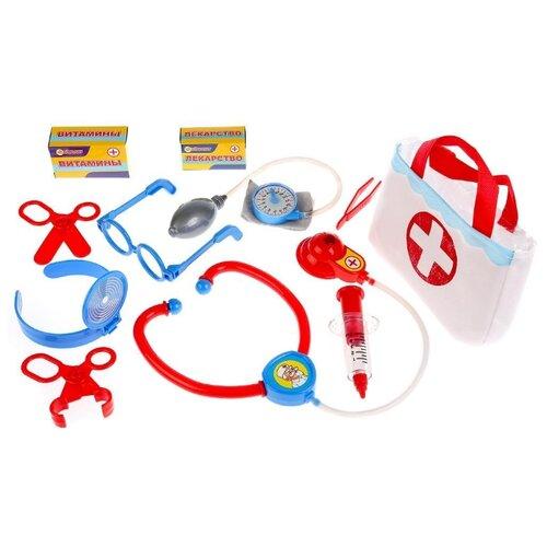 Купить Набор доктора Играем вместе Айболит (J210-H34004-R), Играем в доктора