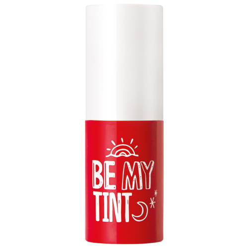 Yadah тинт для губ Be My Tint, 03 real red тинт для губ urban city real liptone tint 4 blood red 7гр