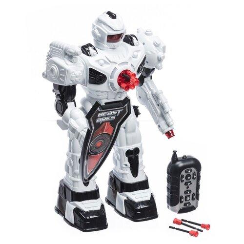 Купить Робот Jia Qi Beast Ares TT711 белый, Роботы и трансформеры