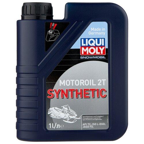 цена на Моторное масло LIQUI MOLY Snowmobil Motoroil 2T Synthetic 1 л