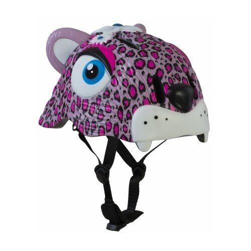Защита головы Crazy Safety Леопард 2017, р. S