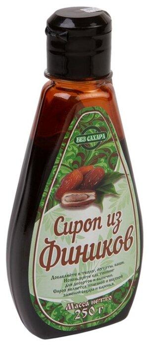 Русские традиции сироп из фиников жидкость