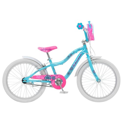 Детский велосипед Schwinn Mist голубой (требует финальной сборки)
