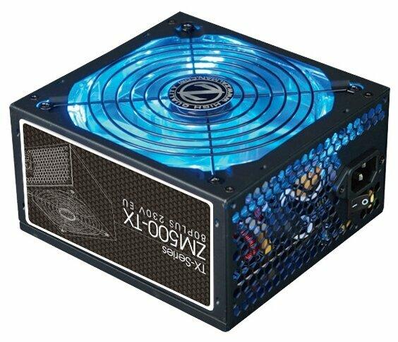 Блок питания Zalman ZM500-TX 500W