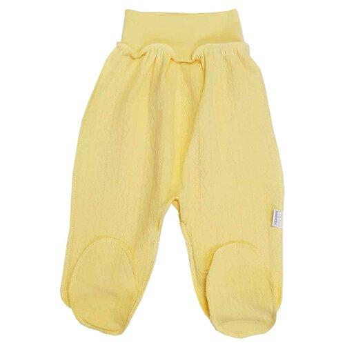 Купить Ползунки Папитто размер 68, желтый