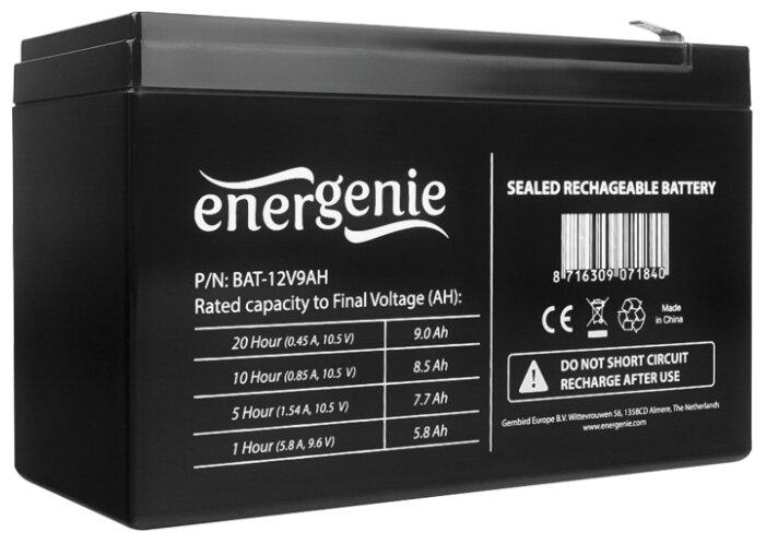 Аккумуляторная батарея Energenie BAT-12V9AH 9 А·ч