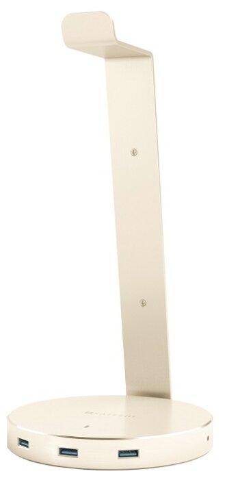 Подставка Satechi Aluminium USB 3.0 Headphone Stand