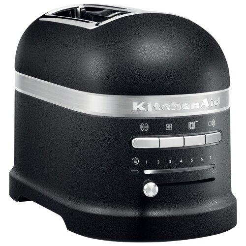 Тостер KitchenAid 5KMT2204EBK, чугун тостер kitchenaid 5kmt 221 eac