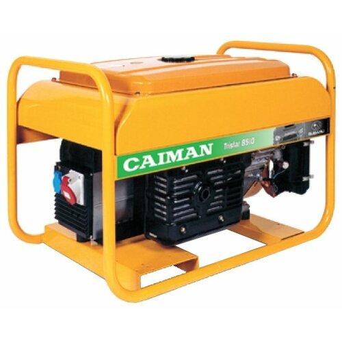 Бензиновый генератор Caiman Tristar 8510MTXL27 (6000 Вт)