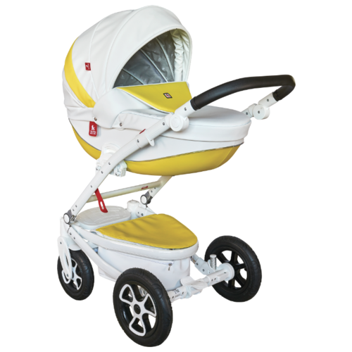 Универсальная коляска Tutek Timer Eco (2 в 1) NTM ECO 9B/B