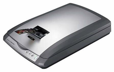 Сканер Epson Perfection 2580 Photo