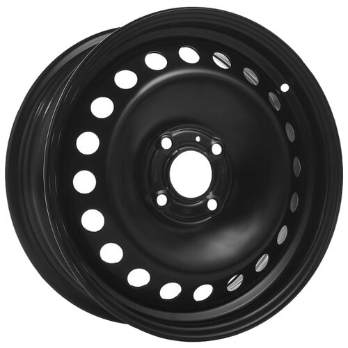 Колесный диск Magnetto Wheels 16008 6x16/4x108 D63.35 ET37.5 Black mw eurodisk 16008 6x16 4x108 d63 3 et37 5 black