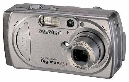 Фотоаппарат Samsung Digimax 430