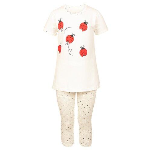 Купить Комплект одежды M&D размер 98, молочный, Комплекты и форма