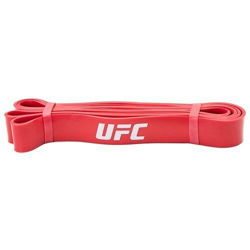Эспандер лента UFC EE-1Medium 208 х 3.2 см красный груша ufc кожаная скоростная 9х6 красный черный
