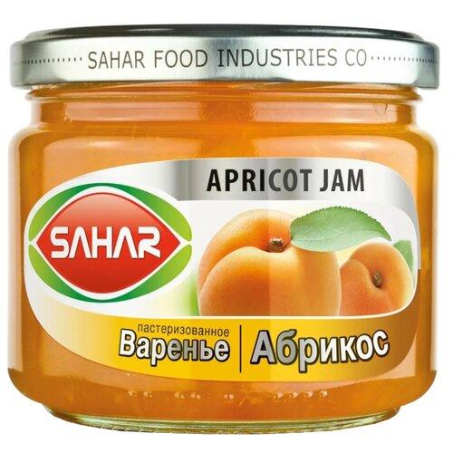 Варенье SAHAR из абрикосов, банка 390 г sahar el nadi sandcastles