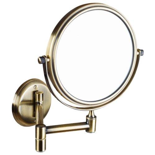 Зеркало косметическое настенное BEMETA 106101697 бронза