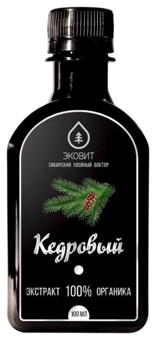 Экстракт Эковит хвойный Кедровый 100 мл