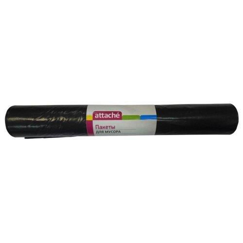Мешки для мусора Attache 110 л (10 шт.) черный