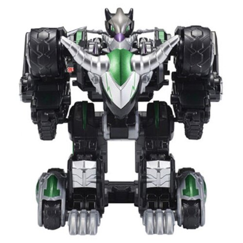 Купить Трансформер YOUNG TOYS Monkart Мегароид Рарркен 330017 серый, Роботы и трансформеры