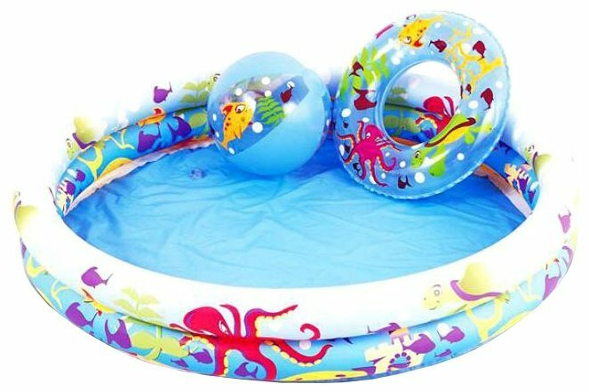Детский бассейн Bestway Splash and Play 51092