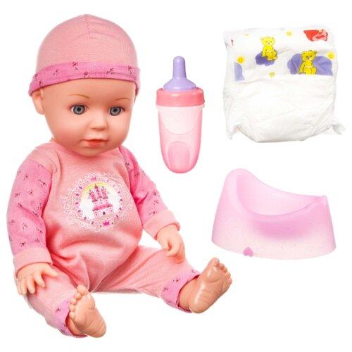 Купить Интерактивный пупс BONDIBON OLY, 36 см, ВВ4260, Куклы и пупсы