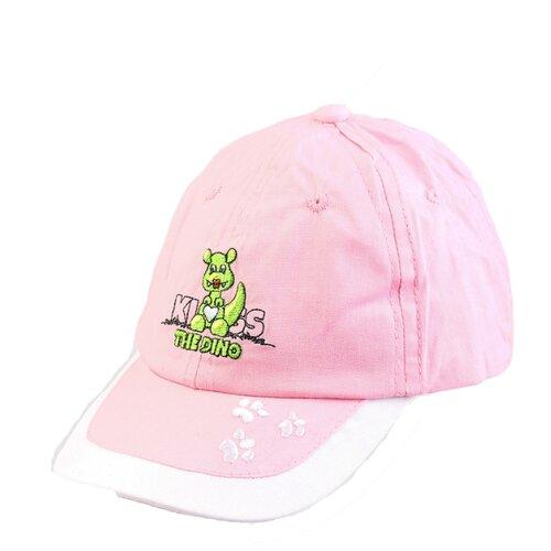 Купить Бейсболка Be Snazzy размер 44, светло-розовый, Головные уборы