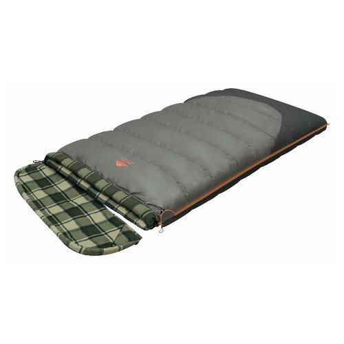 Спальный мешок Alexika Siberia Wide Transformer серый с правой стороны