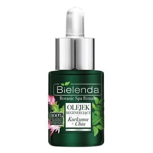 Bielenda Botanic Spa Rituals Куркума+Чиа восстанавливающее масло для лица, 15 мл rituals cosmetics купить в барселоне
