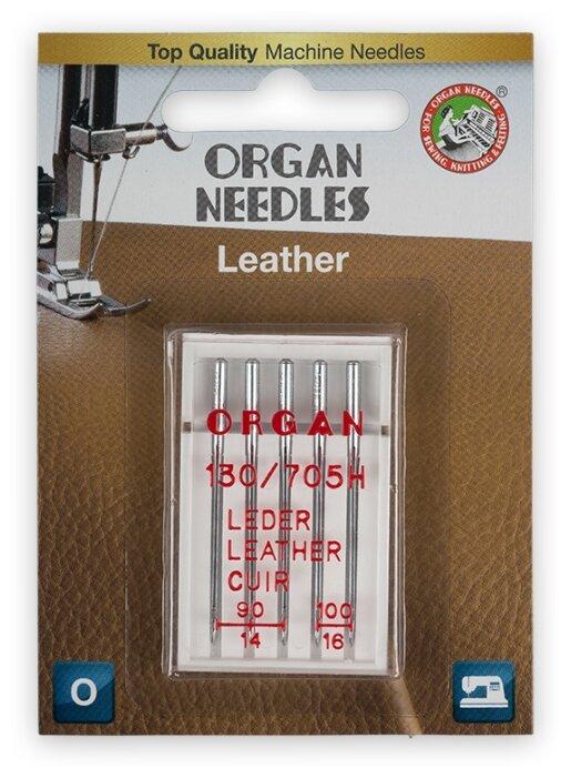 Игла/иглы Organ Leather