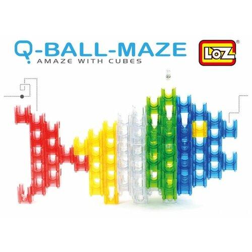 Купить Динамический конструктор LOZ Q-Ball-Maze 5100, Конструкторы