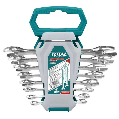 Набор гаечных ключей Total (8 предм.) THT102386
