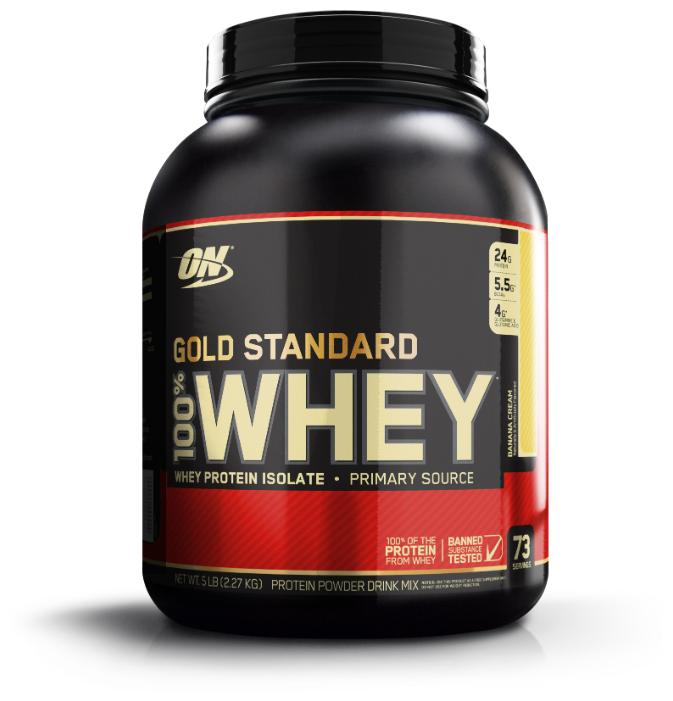 Протеин Optimum Nutrition 100% Whey Gold Standard (2100-2353 г) — купить по выгодной цене на Яндекс.Маркете