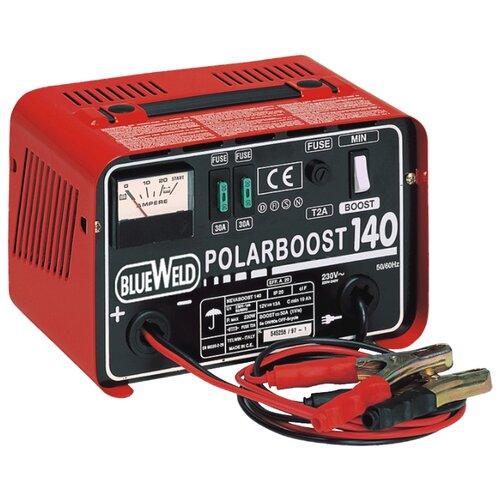 Зарядное устройство BLUEWELD Polarboost 140 черный/красный зарядное