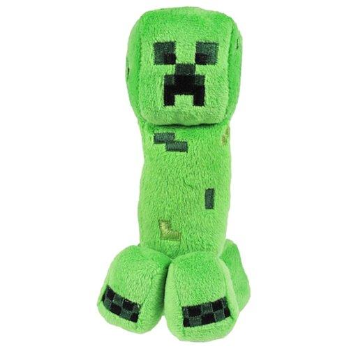 Мягкая игрушка Jazwares Minecraft Крипер 18 смМягкие игрушки<br>