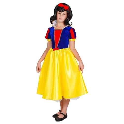 Купить Костюм Elite CLASSIC Белоснежка, желтый, размер 34 (134), Карнавальные костюмы