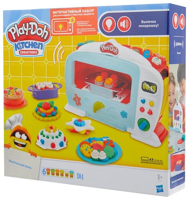 Масса для лепки Play-Doh Магическая печь (B9740)