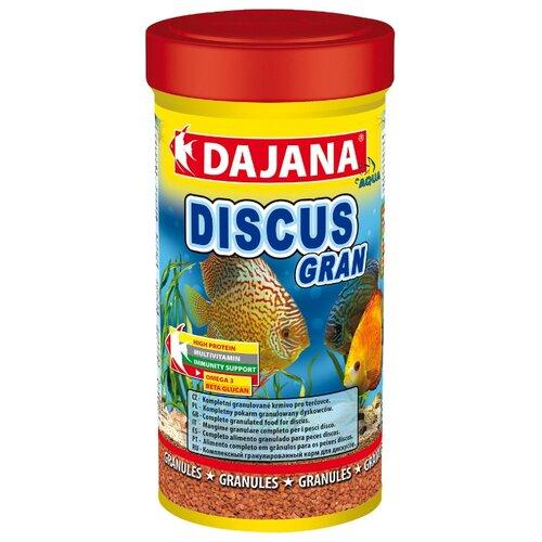 Сухой корм Dajana Pet Discus Gran для рыб 250 мл 130 г